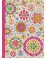 Notitieblok Kaleidoscope van Papemelroti (veelkleurig - groot)