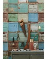 Container behang Studio Ditte gemengd