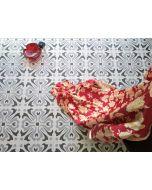 Zelfklevende vinylvloeren - pvc vloertegels Havana Night van Zazous (per m2 = 11 tegels)