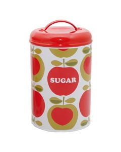 Voorraadbus Sugar in retro print Apple Heart van Typhoon