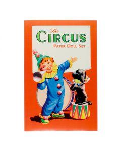 Aankleedpopjes Circus