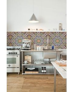 Kitchenwalls behang Maroc