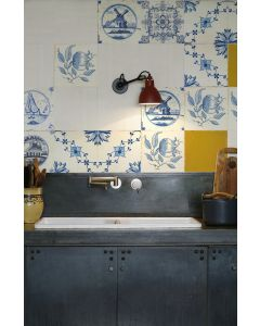 Behang keukenachterwand Kitchenwalls Golden Age 1433