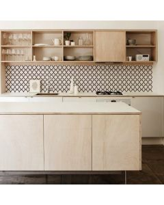 Kitchen Walls behang Oriental2 1421