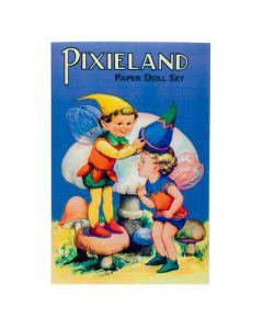 Aankleedpopjes Pixieland