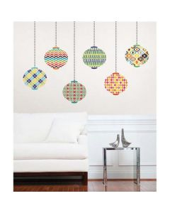 WallPops: muurstickers Lanterns Kit