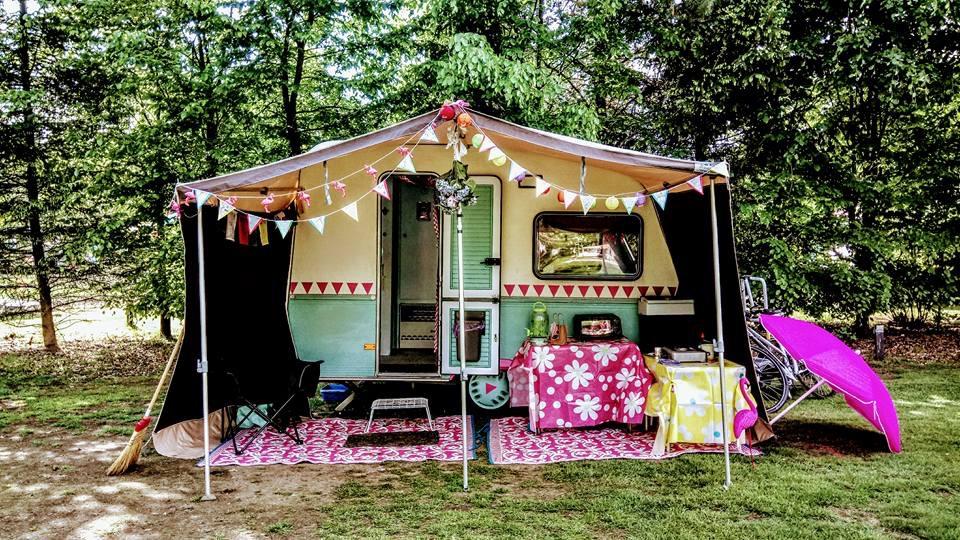 Pimpfestival: kijk binnen in gepimpte caravans