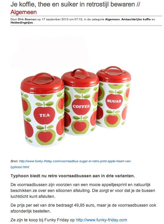 Koffie.blog.nl