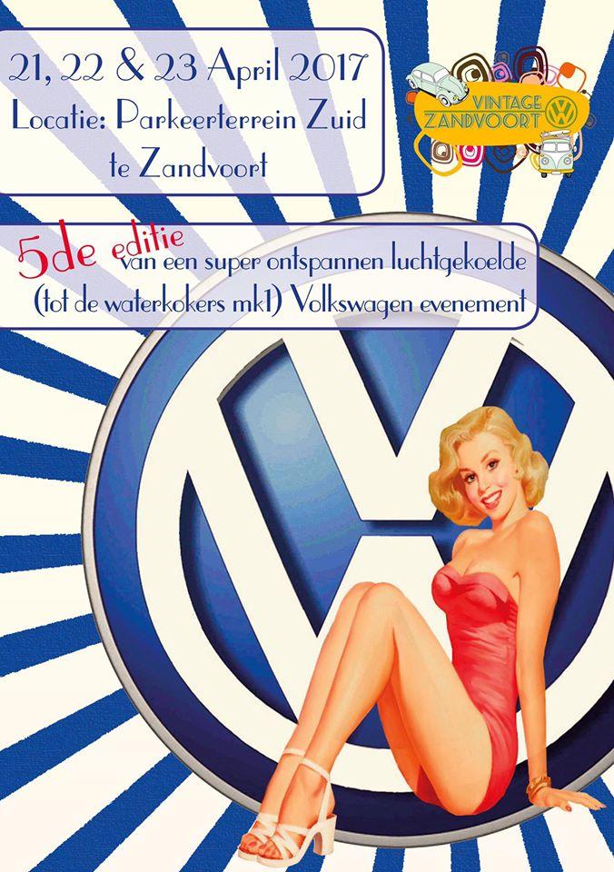 Vintage at Zandvoort