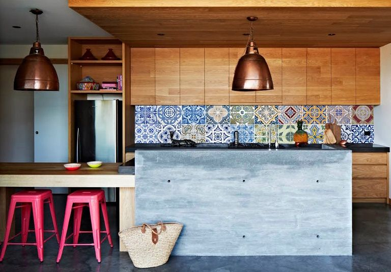 Portugal behang Kitchenwalls